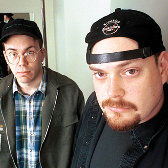 Larry and Andy Wachowski